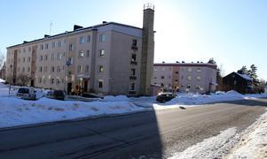 Stambyte på Hemskogsvägen står högt på Åfas lista över kommande åtgärder.