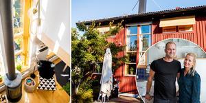 Kan man hitta allt man önskar i ett hus? Det har Anna-Karin Lundström Nordin och maken Fredrik Nordin gjort. Sedan ett drygt år tillbaka bor de i sitt drömhus.