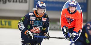 Ville Aaltonen siktar på ytterligare en säsong i Bollnäströjan. Foto: Victoria Mickelsson/Rikard Bäckman.