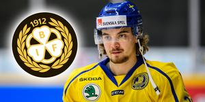 Adam Brodecki återvänder till Brynäs. Bild: Petter Arvidson/Bildbyrån