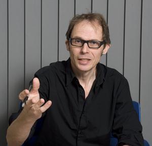 Filip Johnsson, professor vid Chalmers.  Foto: Jan-Olof Yxell