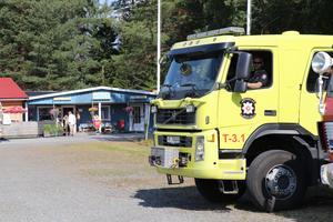 Enligt Geir Arne Haugen lämnade räddningsstyrkan campingen runt klockan fem på måndagseftermiddagen.