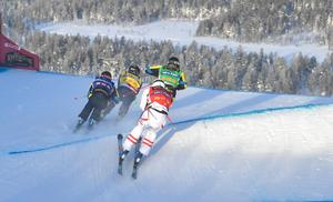 Skicrossen återvänder till Idre