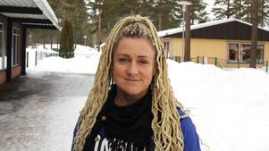 Ann Ögren, 46 år, fritidsledare, Timrå.