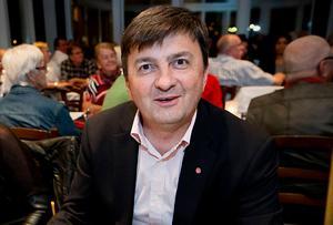 Jasenko Omanovic (S) vill fortsätta.