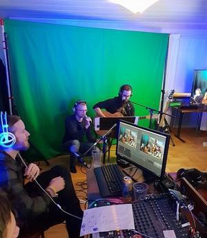 Stefan Ilar, Mattias Holm och en av förra årets gäster Tim Nedergård från Vansbro, kommer även detta året i bandet In Mourning