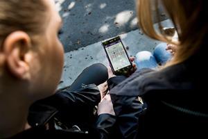 Natural cycles är ett preventivmedel i form av en app. Personerna på bilden har ingenting med artikeln att göra.