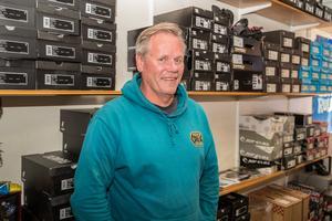 Ted Eriksson har varit ägare av Seafun i 34 år, nu är det slut med det.