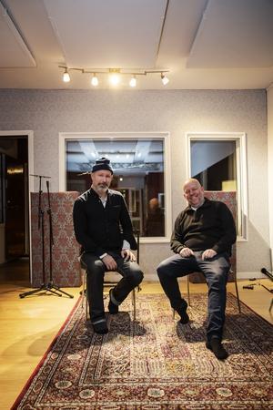 Martin von Schmalensee och Per Wikström.