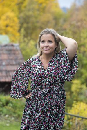 """""""Alla dessa dieter som bara gjort mig mer kroppsfixerad"""" säger Savita Norgren."""