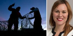 Linnéa Engström, Programdirektör för miljömärkningen Marine Stewardship Council (MSC) i Skandinavien och Östersjöregionen. Foto: MSC