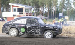 Mimmi Öhrn från SMK Söderhamn kom trea i finalen.