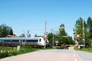 Bra tågförbindelser vill Nordanstigsborna ha till Sudnsvall och Gävle.