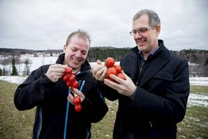 Hugo Wickberg och Daniel Brännström är två av intressenterna i