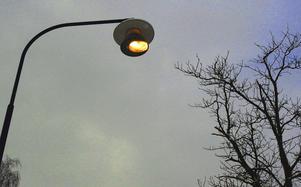Efterlyses: fungerande belysning