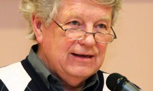 Fritidspolitikern Bo Bergström, AfR, anser sig vara portad från kommunhuset i Ragunda.