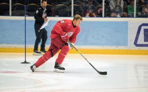Mattias Norlinder är spelklar och jobbar nu mot att ta en ordinarie plats i det Modo som premiärspelar mot Västervik på fredag.