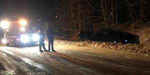 Kvinnan fick livshotande skador efter att ha blivit påkörd i centrala Edsbyn under kvällen den 14 december i fjol.