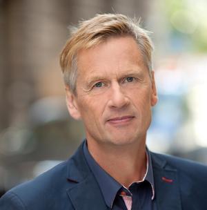 Lennart Agén är presschef hos Systembolaget.  Foto: Systembolaget