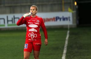 Jenna Hellstrom ansluter till Kif Örebro den 1 mars.