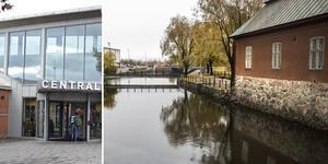 Är det troligt att Falun och Borlänge går ihop? undrar Lars Isacsson, och svarar sedan själv nej på frågan. Foto: Jerry Brodin och Lars Dafgård, bilden är ett montage.