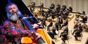 I helgen var det Trettonsdagskonsert med Svenska kammarorkestern och Dubé & friends på Örebro konserthus .                Foto: Johan Borehed och Gabriel Rådström (Bilden är ett arrangemang).