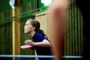 Stina Källberg fick med sig ett brons från ungdoms-EM. Bild: Claes Söderberg