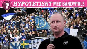 Johan Sixtensson fick äntligen leda sitt Villa till ett SM-guld. Nu är det hans tur att ställas inför Bandypuls hypotetiska frågor.