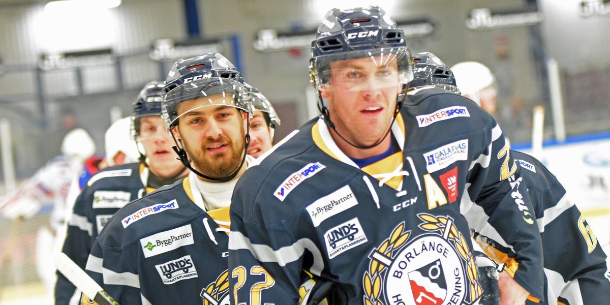 Glädjebeskedet: Vi livesänder Borlänge Hockeys matcher i playoff