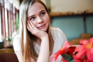 Hanna Graw kände sig fortfarande något chockad strax efter att hon fick veta att hon blev årets lucia.
