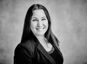 Hanna Magnusson: Projektledare på Evry.