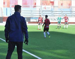 Köping FF tog säsongens första seger under onsdagen när man besegrade Irsta IF med 9-0 (!).