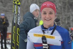 Magdalena Olsson. Foto: Johan Trygg