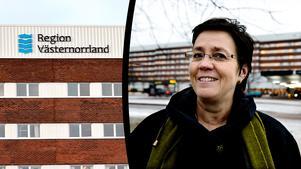 Margareta Berglund Rödén, ortoped vid Sundsvalls sjukhus samt före detta sjukhusdirektör i Region Västernorrland, var projektledare när SKL drog igång projektet för att mäta överbeläggningarna.