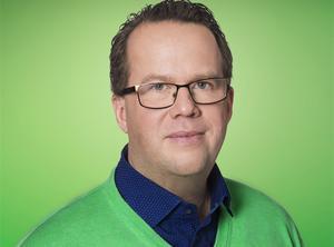 Unionens förbundsordförande Martin Linder. Foto: Camilla Svensk