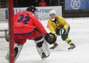 Lagkapten Olle Sundin drog plösen över Stabaek med sitt mål till 4–2 .