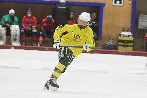 Noa Djäkner har skyfflat in hela 33 mål i juniorserien.