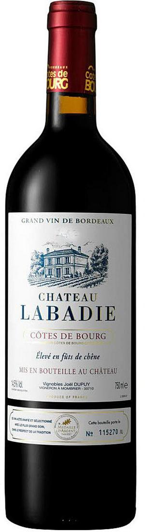 Chàteau Labadie 2015.