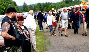 En bild från Riddarhyttemarken år 2007.  Foto: Nils-Olof Strandberg
