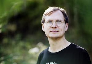 Poeten Jonas Gren. Pressfoto: Linda Gren.