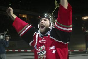 Robert Döme blev en supporterfavorit under säsongen 2006–07, och gjorde 14 poäng på 20 matcher i slutspelet.