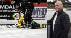 Ola Bengtsson tror på framgång för Ljusdal om klubben väljer att skynda långsamt mot elitserien de kommande säsongerna.