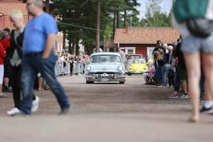 Classic Lady under Classic Car Week.