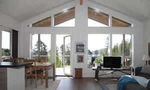 En sommarstuga i Nordingrå. Foto: SkandiaMäklarna