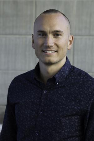 Andreas Axelsson, ordförande KFUM Sverige.