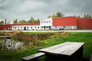 Gamla Naturenergi/Borgströms plåts lokaler ligger geografiskt bra till för nyetableringen.