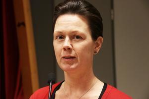 Jennie Forsblom toppar Kristdemokraternas fullmäktigelista i Ovanåkers kommun inför höstens val.