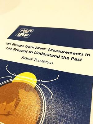 Robin Ramstads doktorsavhandling i rymdfysik