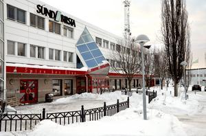 Samhall flyttar till Heffnersallé vid Norra kajen.