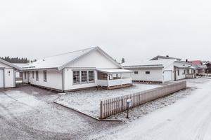 4 335 klick på Hemnet fick denna villa på Järvstigen i Borlänge, vilket gav en femteplats på Klicktoppen för vecka 49, sett till objekt från Dalarna. Foto: Kristofer Skog/Husfoto